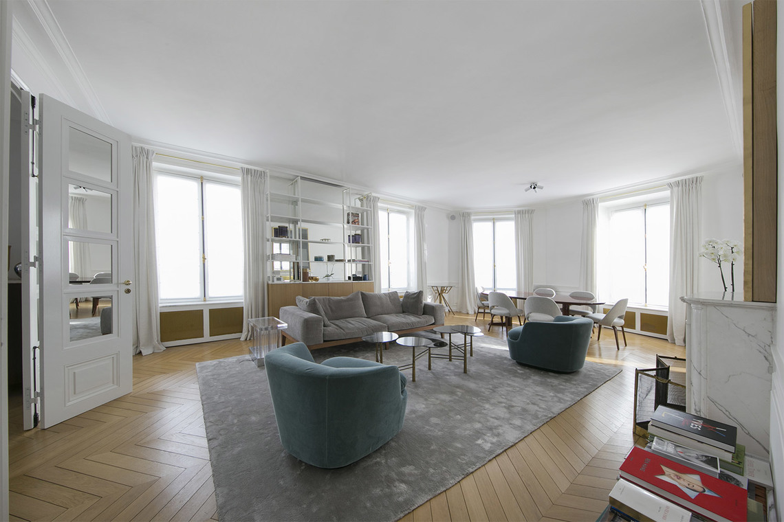 Paris Rue des Beaux Arts Apartment for rent