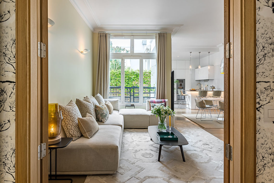 Appartement Paris Avenue de la Motte Picquet 2