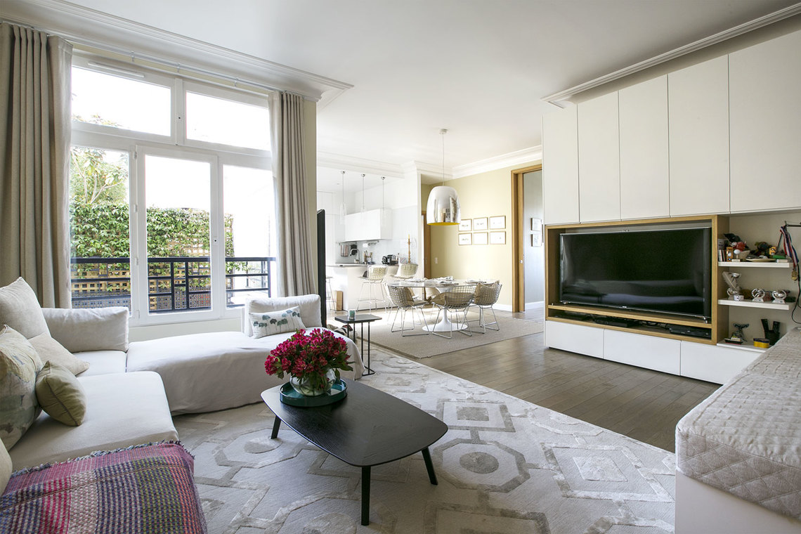 Appartement Paris Avenue de la Motte Picquet 5