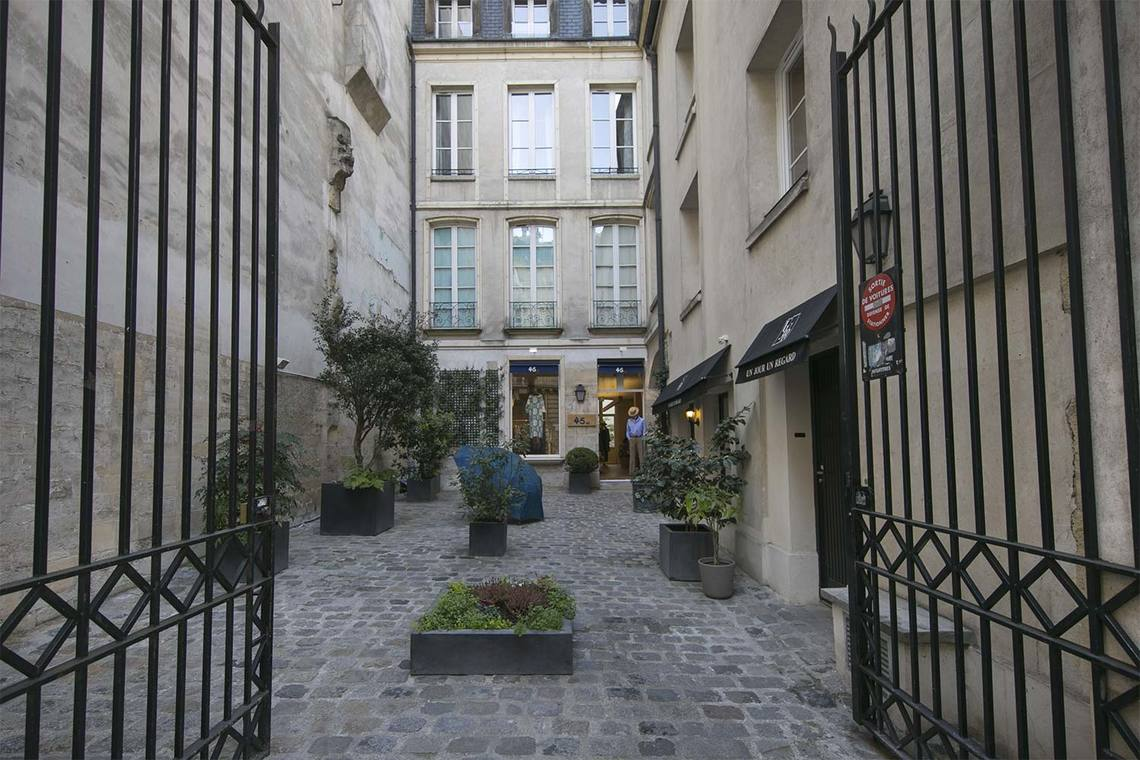 Appartamento Paris Rue Vieille du Temple 12