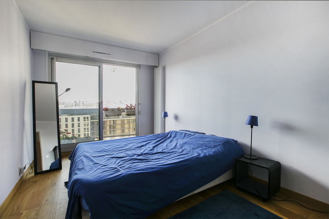 Apartment Paris Rue Saint Saens 6