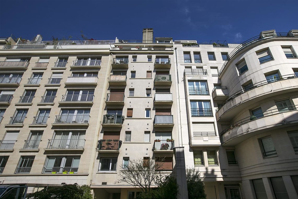 Apartment Paris Rue Jean Nicot 13