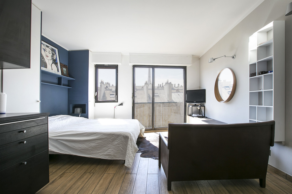 Paris Rue Jean Nicot Apartment for rent