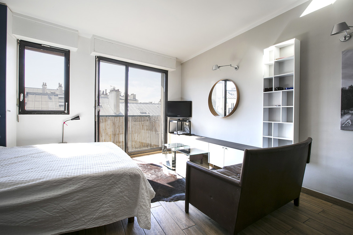 Apartment Paris Rue Jean Nicot 4