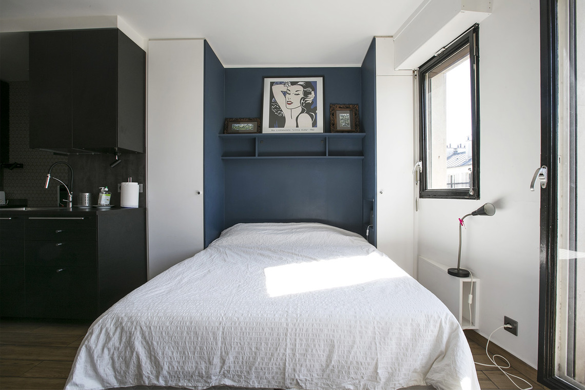 Apartment Paris Rue Jean Nicot 6