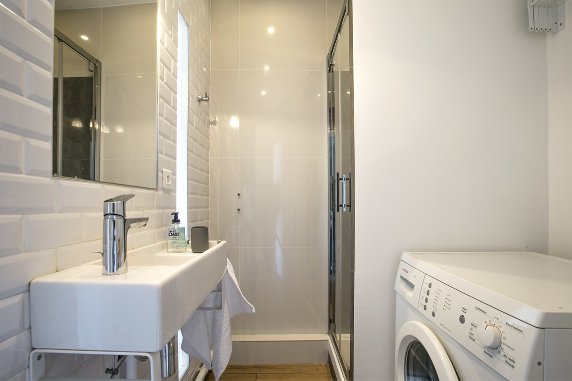 Apartment Paris Rue Jean Nicot 9