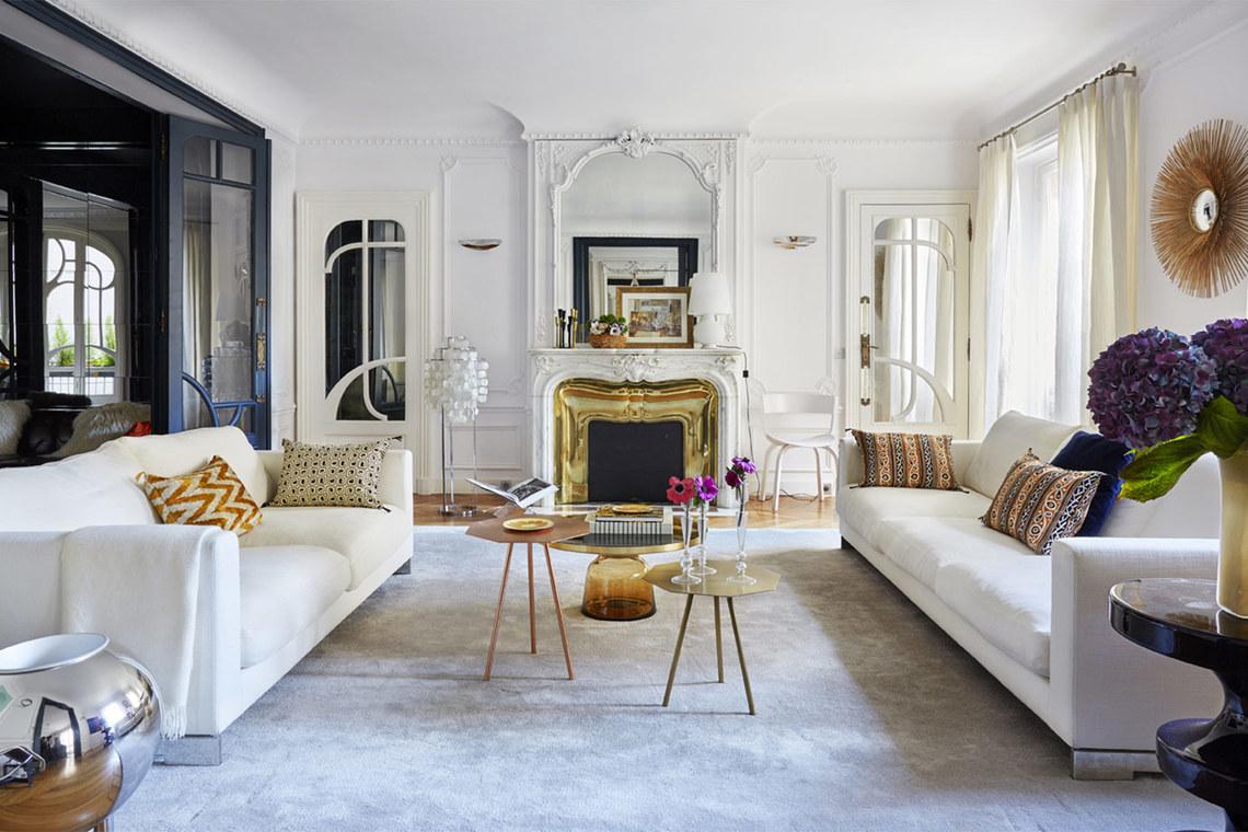 Location appartement meubl square rapp paris ref 14689 for Louer appartement meuble paris