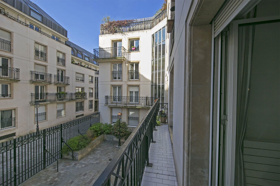 Apartment Paris Rue Nicolas Appert 16