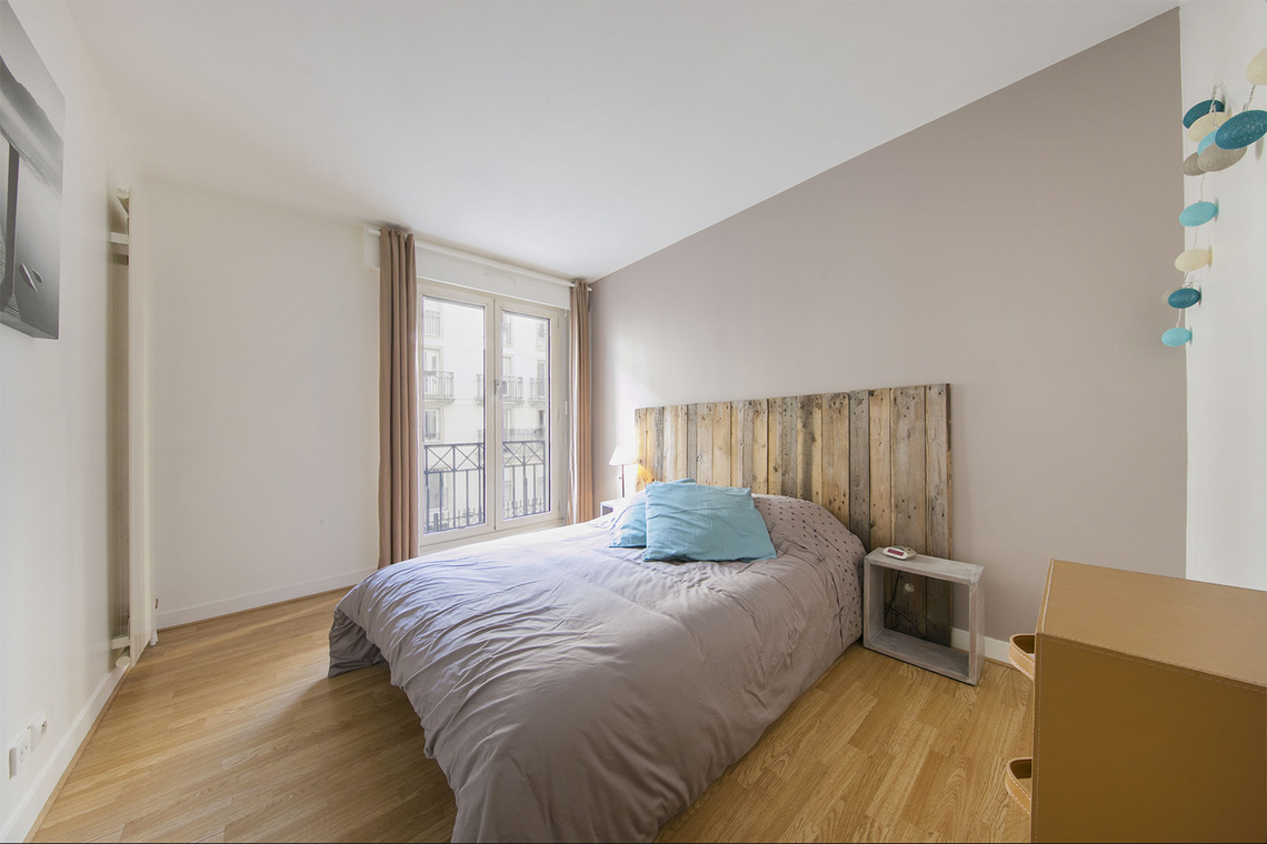 Apartment Paris Rue Nicolas Appert 8