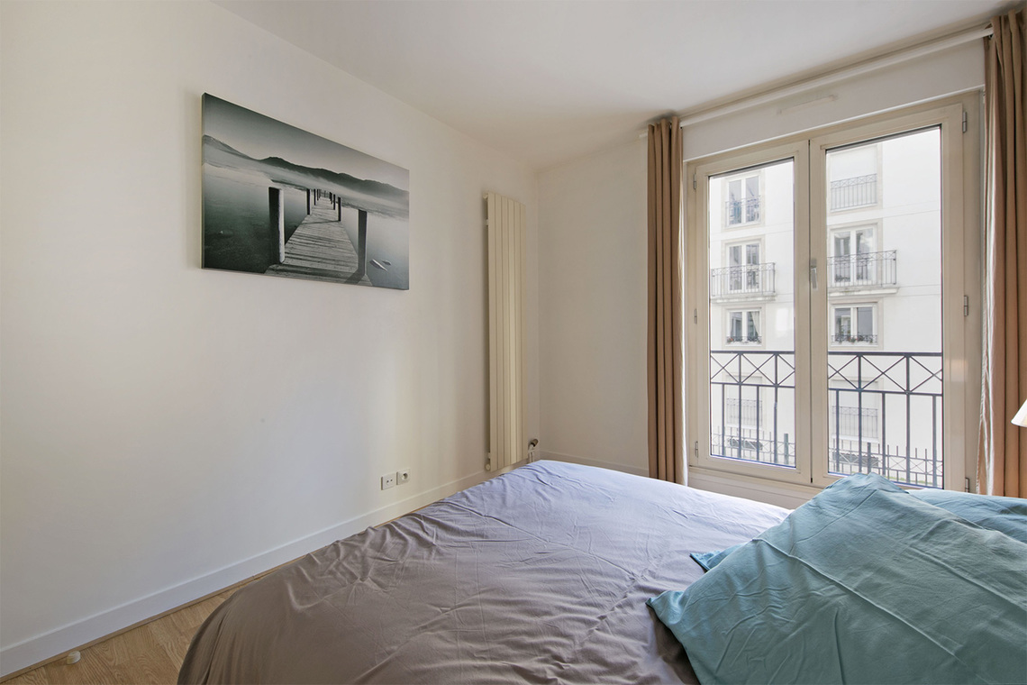 Apartment Paris Rue Nicolas Appert 10