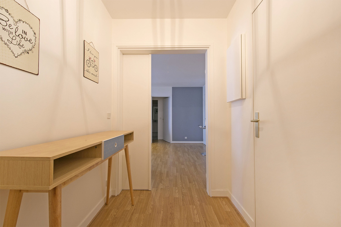 Apartment Paris Rue Nicolas Appert 15