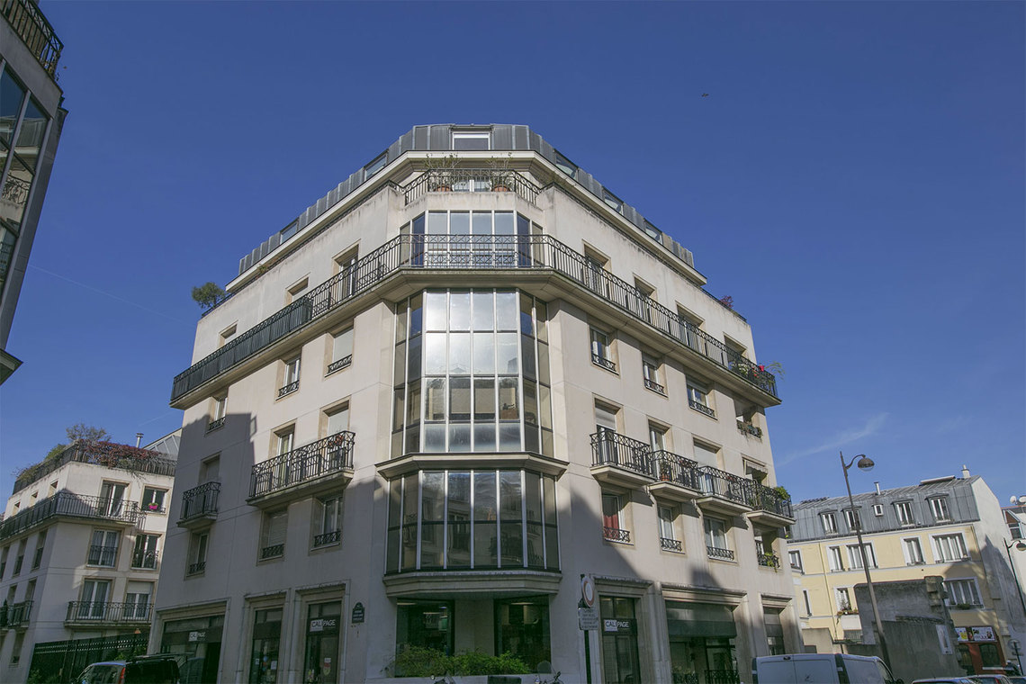 Apartment Paris Rue Nicolas Appert 18