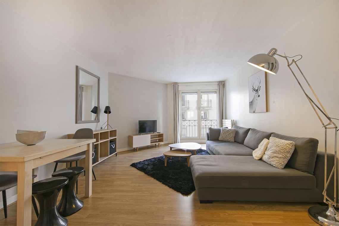 Paris Rue Nicolas Appert Apartment for rent