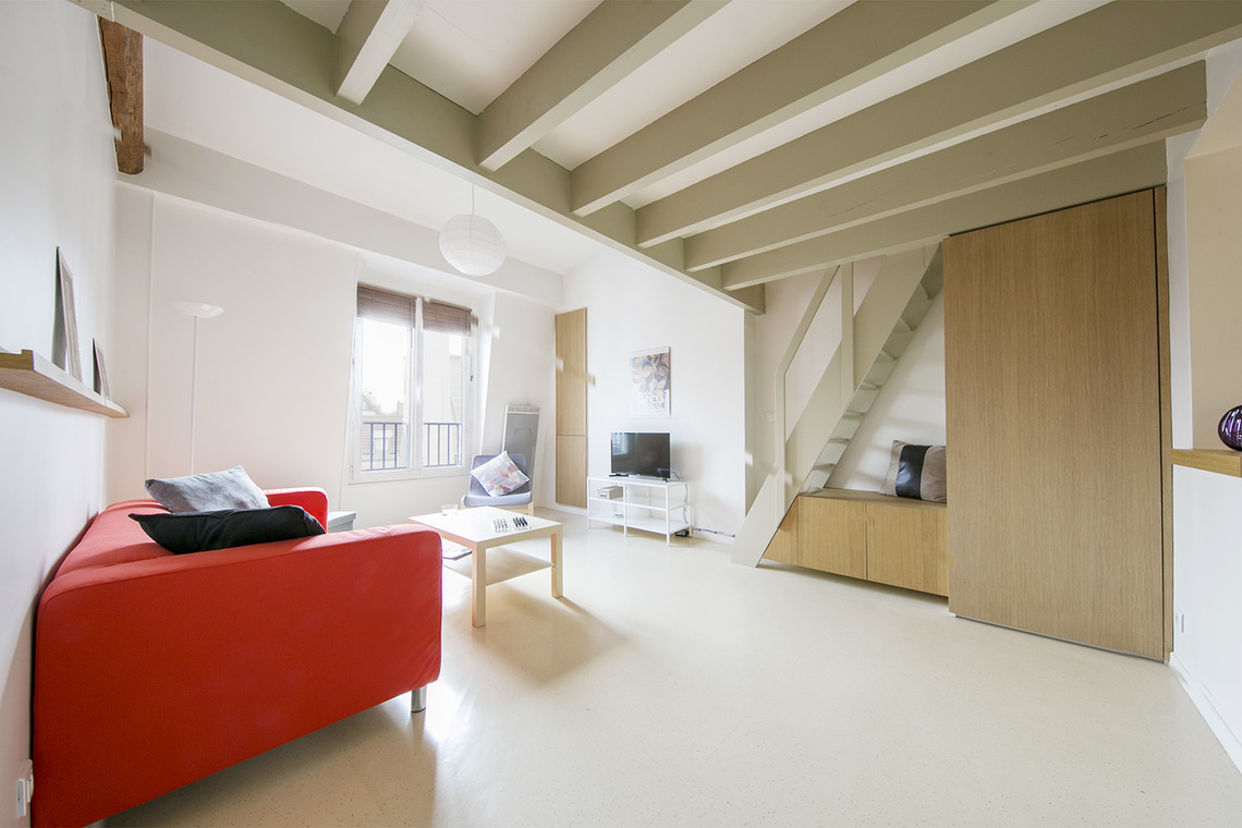 Appartement Paris Boulevard Saint Michel 2
