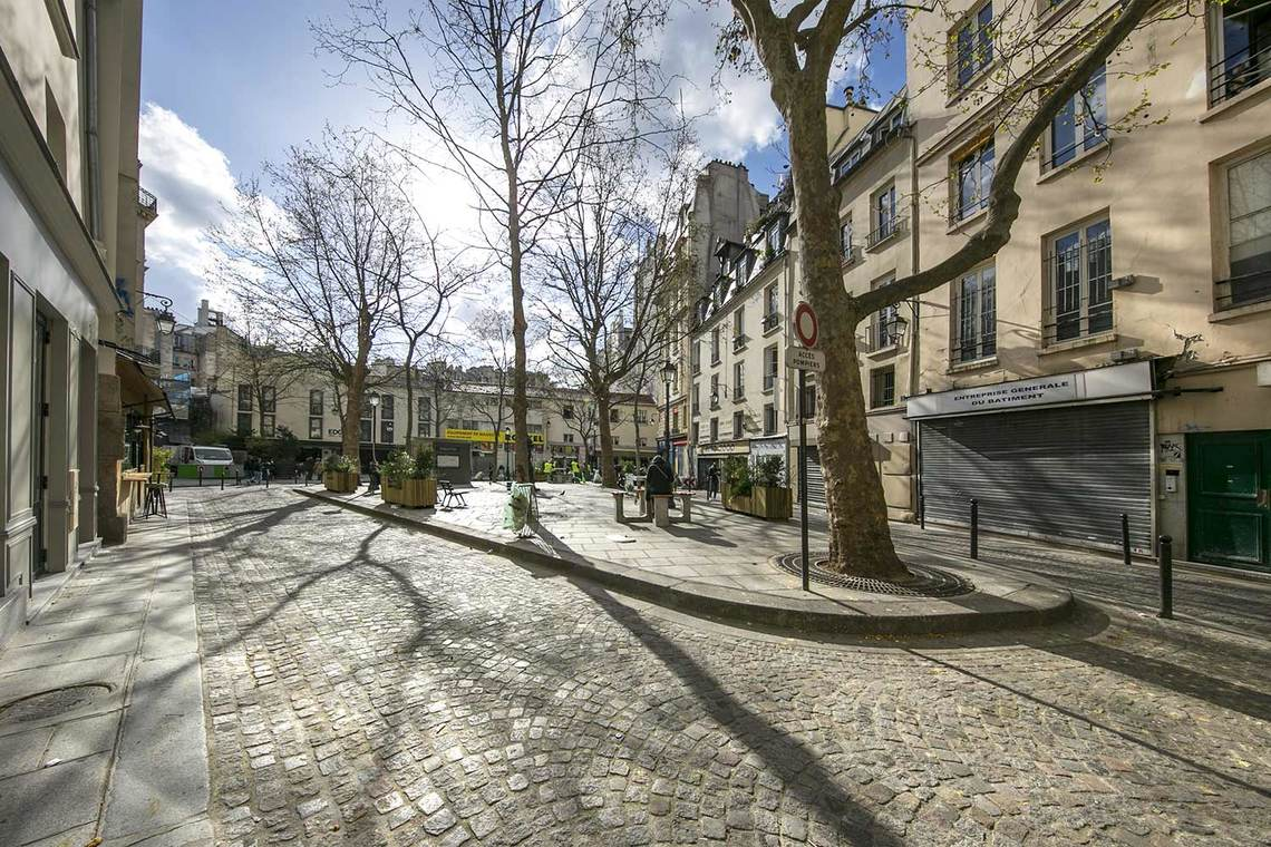 Apartment Paris Rue Sainte Foy 15