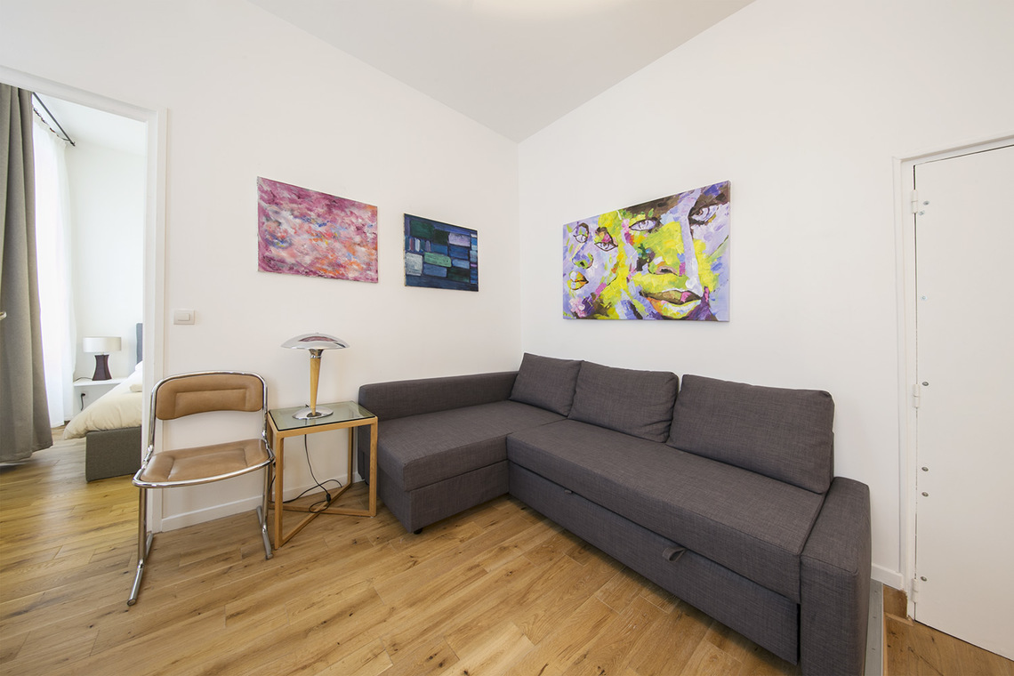 Apartment Paris Rue Sainte Foy 2