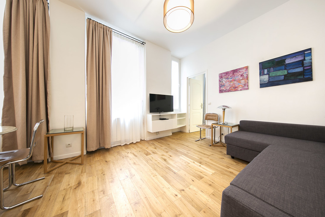 Apartment Paris Rue Sainte Foy 3