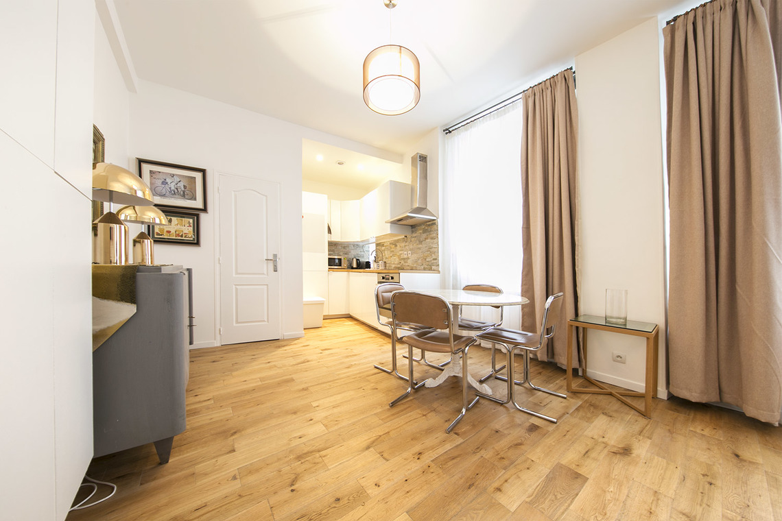Apartment Paris Rue Sainte Foy 4