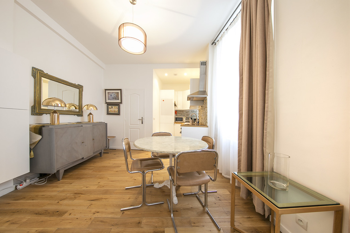 Apartment Paris Rue Sainte Foy 5