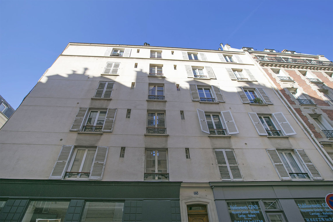 Appartement Paris Rue de Saussure 15
