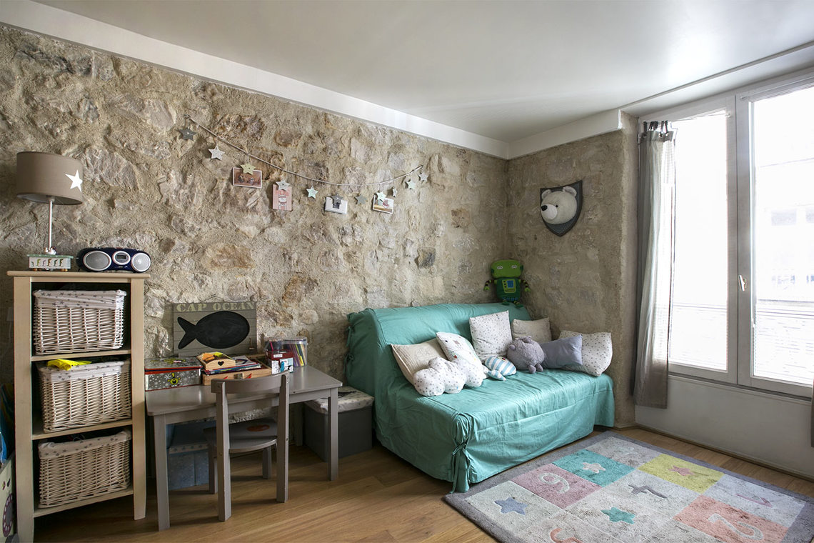 Apartment Paris Rue Nollet 12