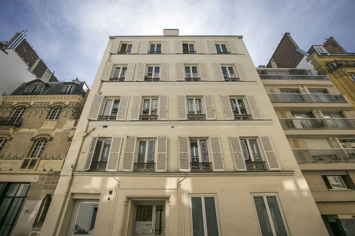 Apartment Paris Rue Nollet 16