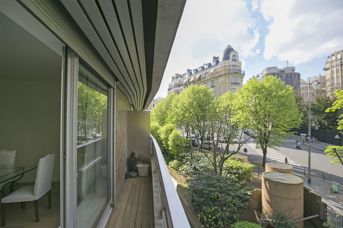 Apartment Paris Avenue de Lamballe 11