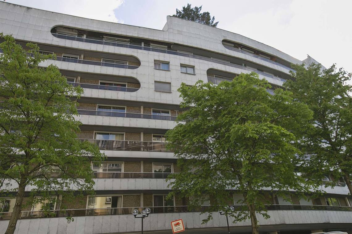 Apartment Paris Avenue de Lamballe 13