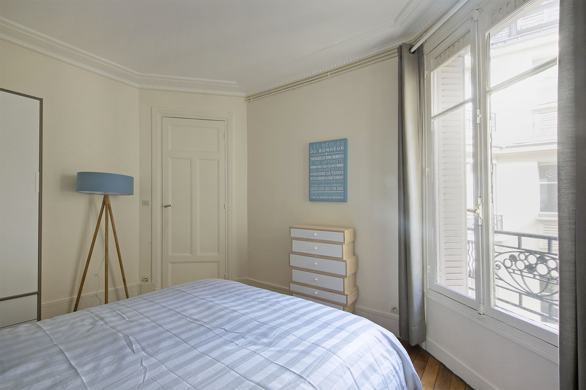 Apartment Paris Rue Saint Didier  6