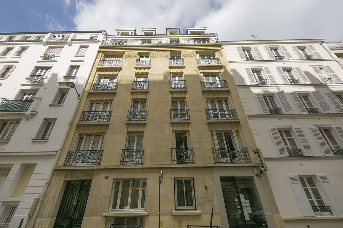 Apartment Paris Rue Saint Didier  11