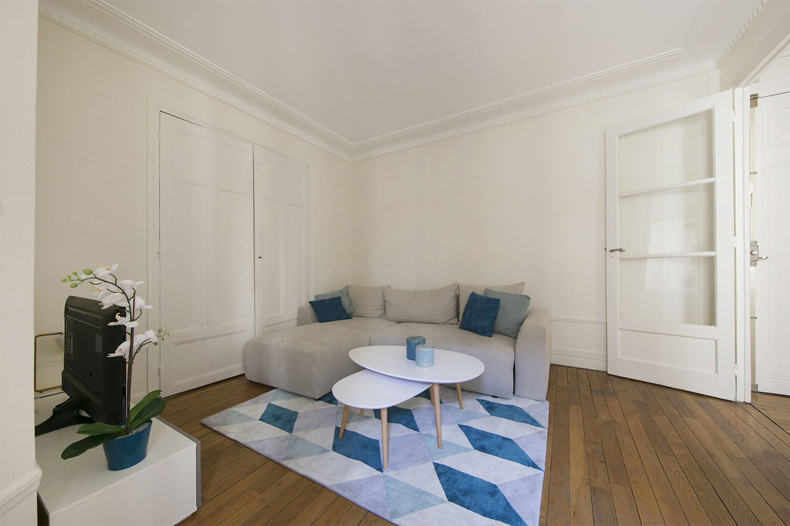 Paris Rue Saint Didier  Apartment for rent