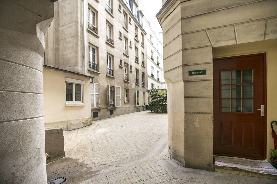 Appartement Paris Rue de Montevideo 16