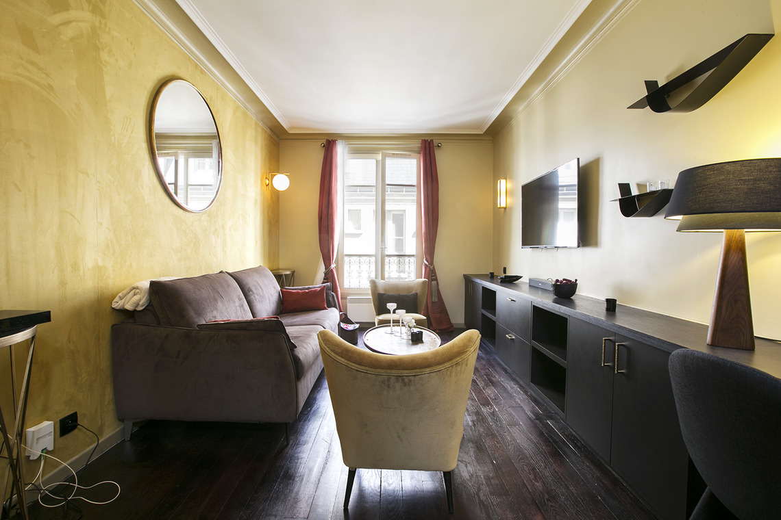 Appartement Paris Rue de Montevideo 2