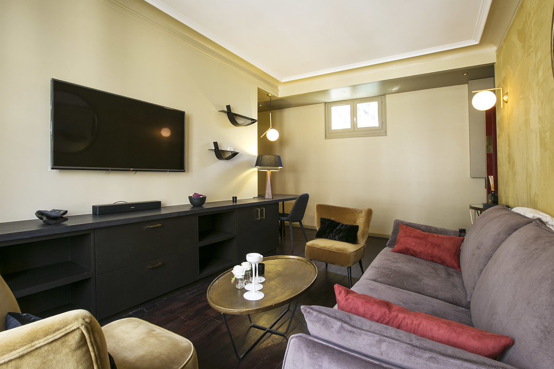 Appartement Paris Rue de Montevideo 4
