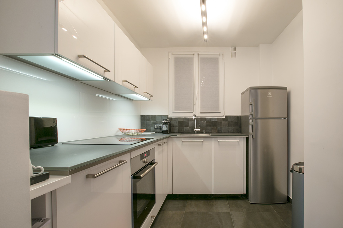 Apartment Paris Rue des Pyramides 5