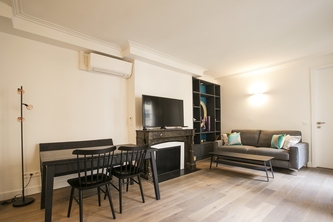 Furnished apartment for rent Paris Rue des Pyramides