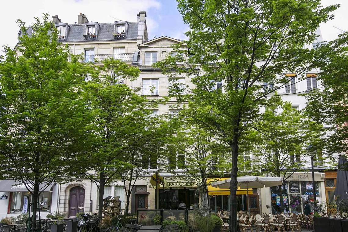 Appartement Paris Rue de la Grande Truanderie 17