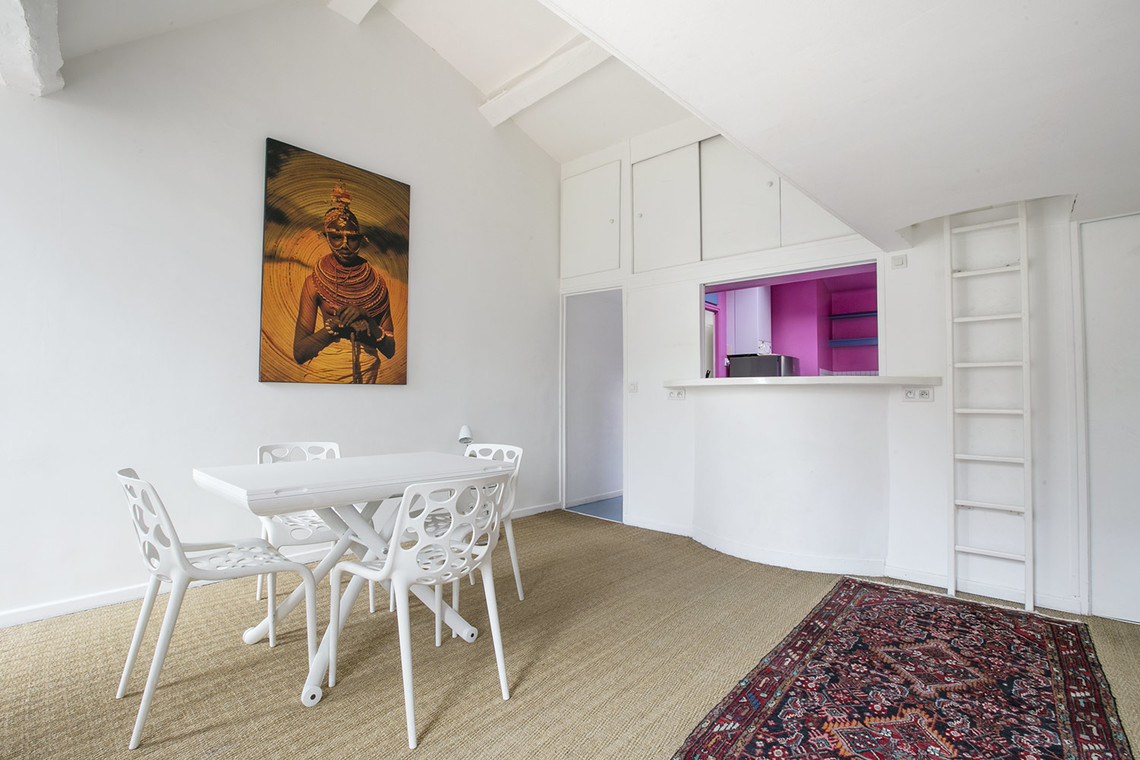 Appartement Paris Rue de la Grande Truanderie 3