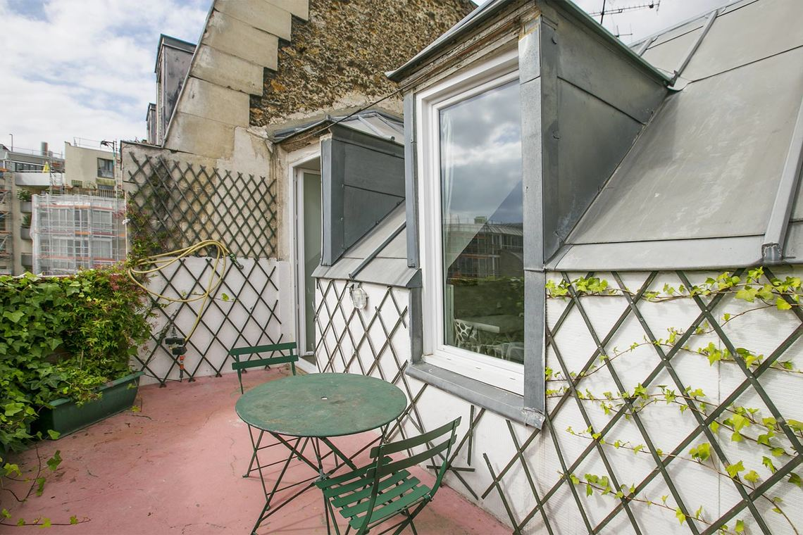 Appartement Paris Rue de la Grande Truanderie 8