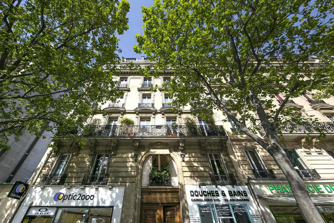 Appartement Paris Avenue des Ternes 19