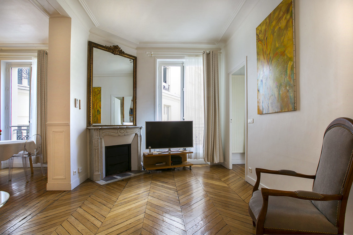 Paris Rue de l'Aqueduc Apartment for rent