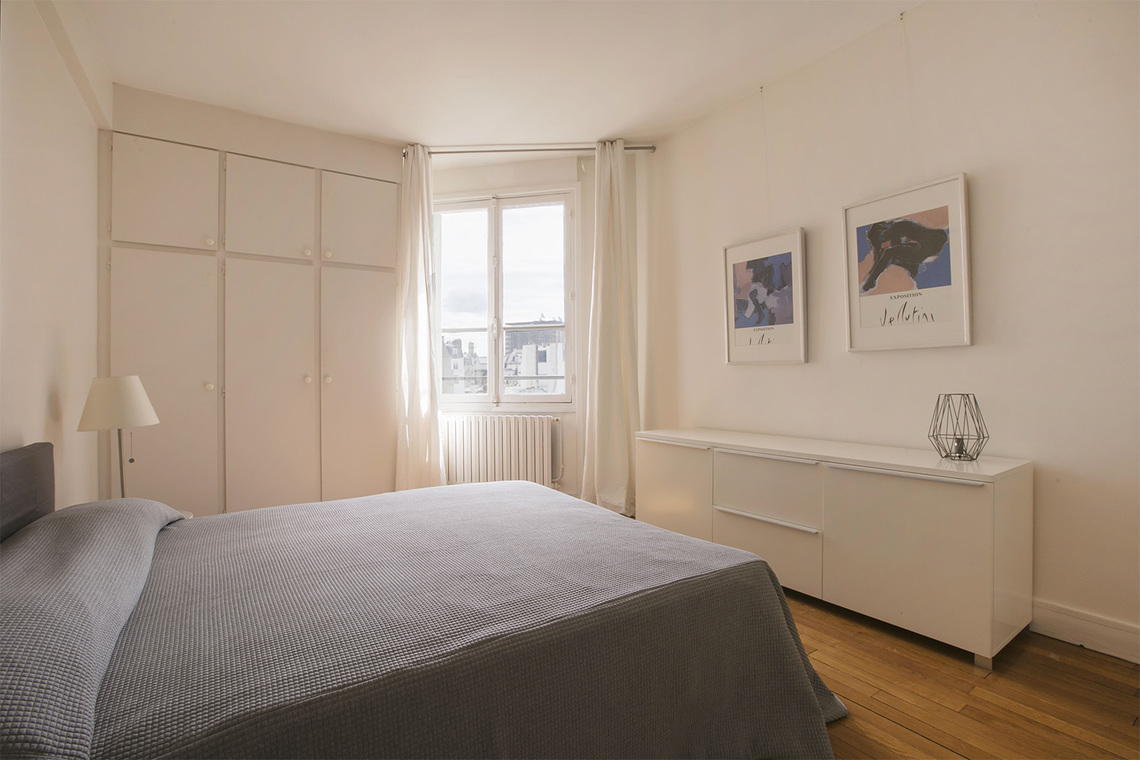 Appartement Paris Rue de Vaugirard 9