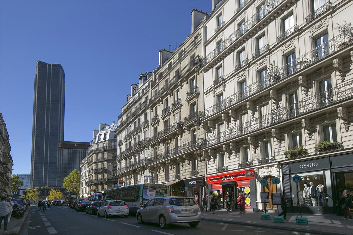 Appartement Paris Rue de Vaugirard 18