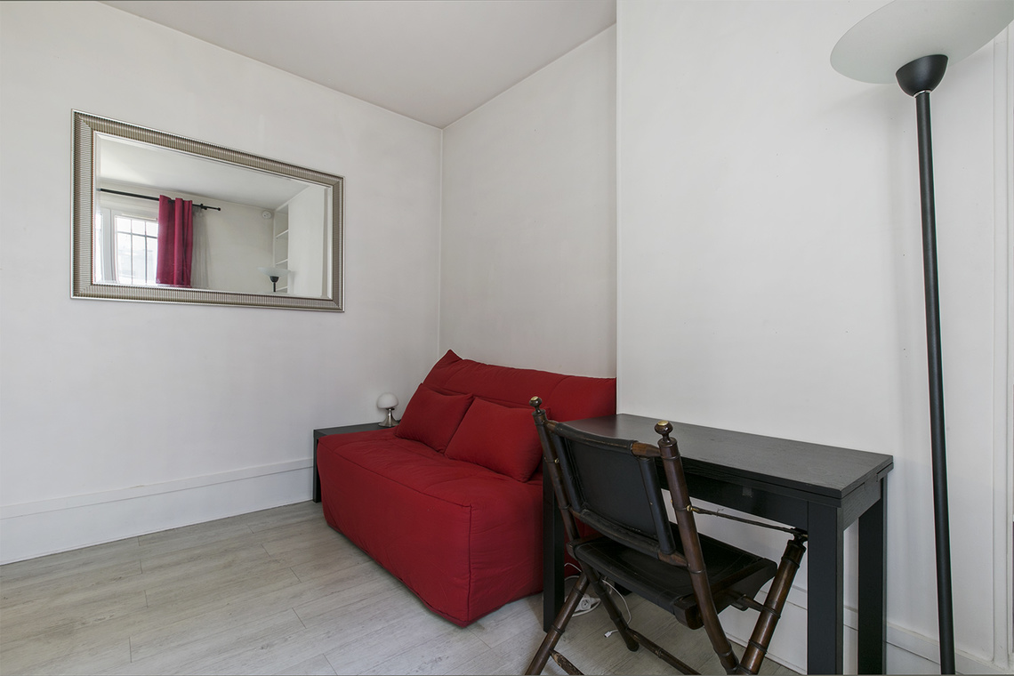 Apartment Paris Rue du Mont Cenis 4