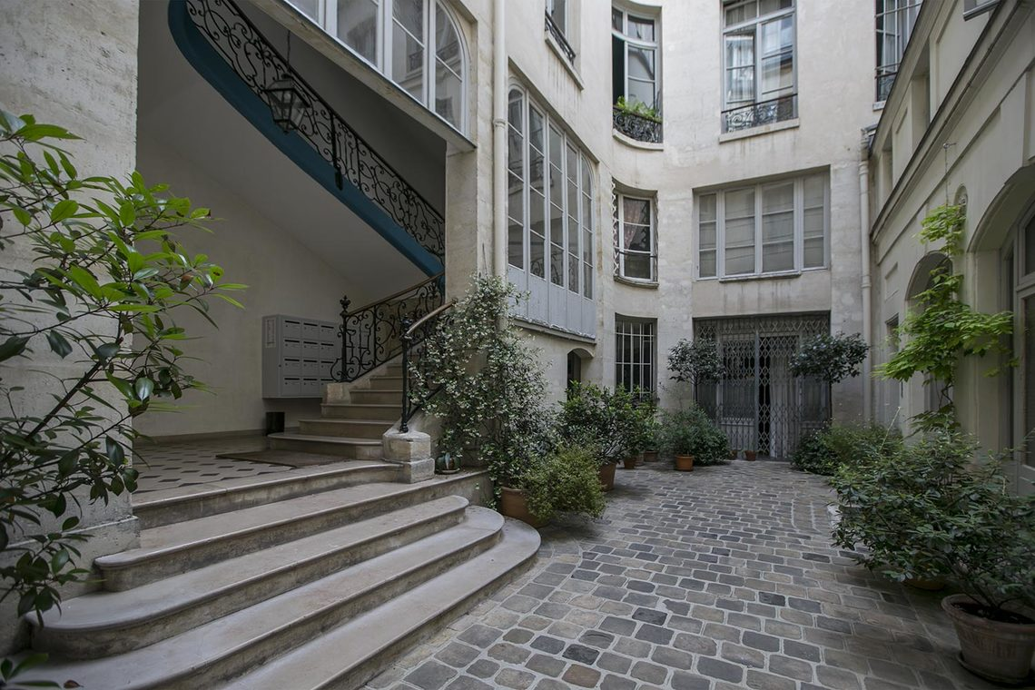 Appartamento Paris Rue Vieille du Temple 21