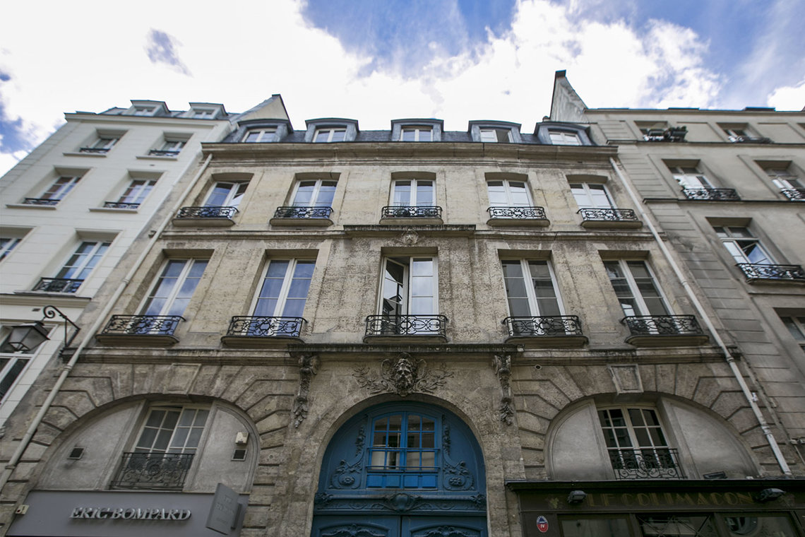 Appartamento Paris Rue Vieille du Temple 22