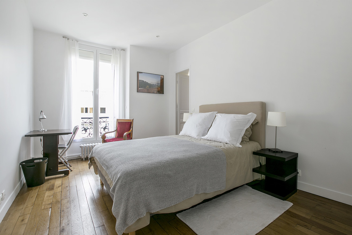 Квартира Paris Boulevard Bourdon 7