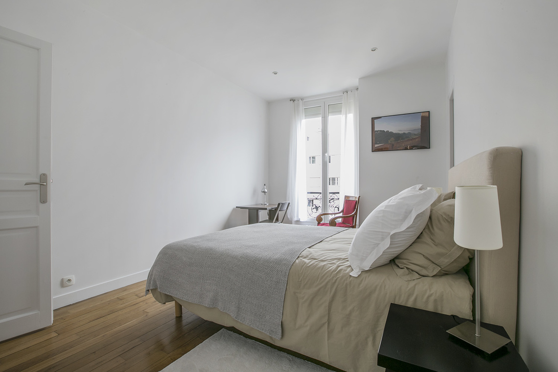 Квартира Paris Boulevard Bourdon 8