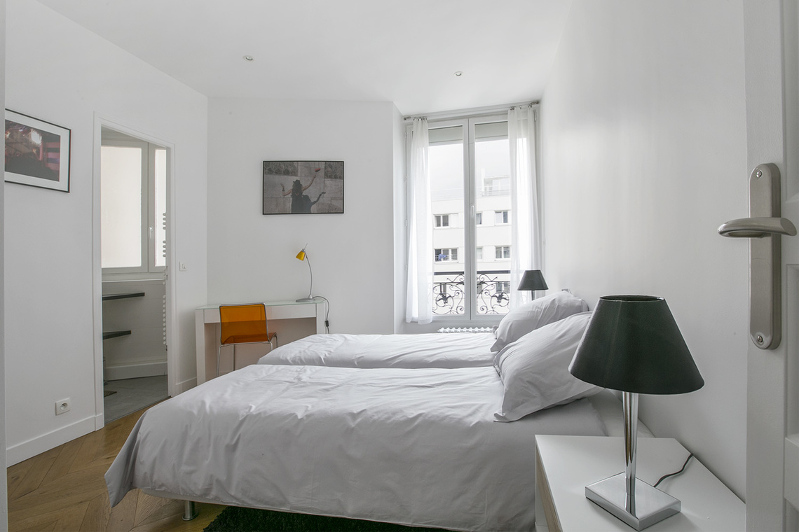 Квартира Paris Boulevard Bourdon 13