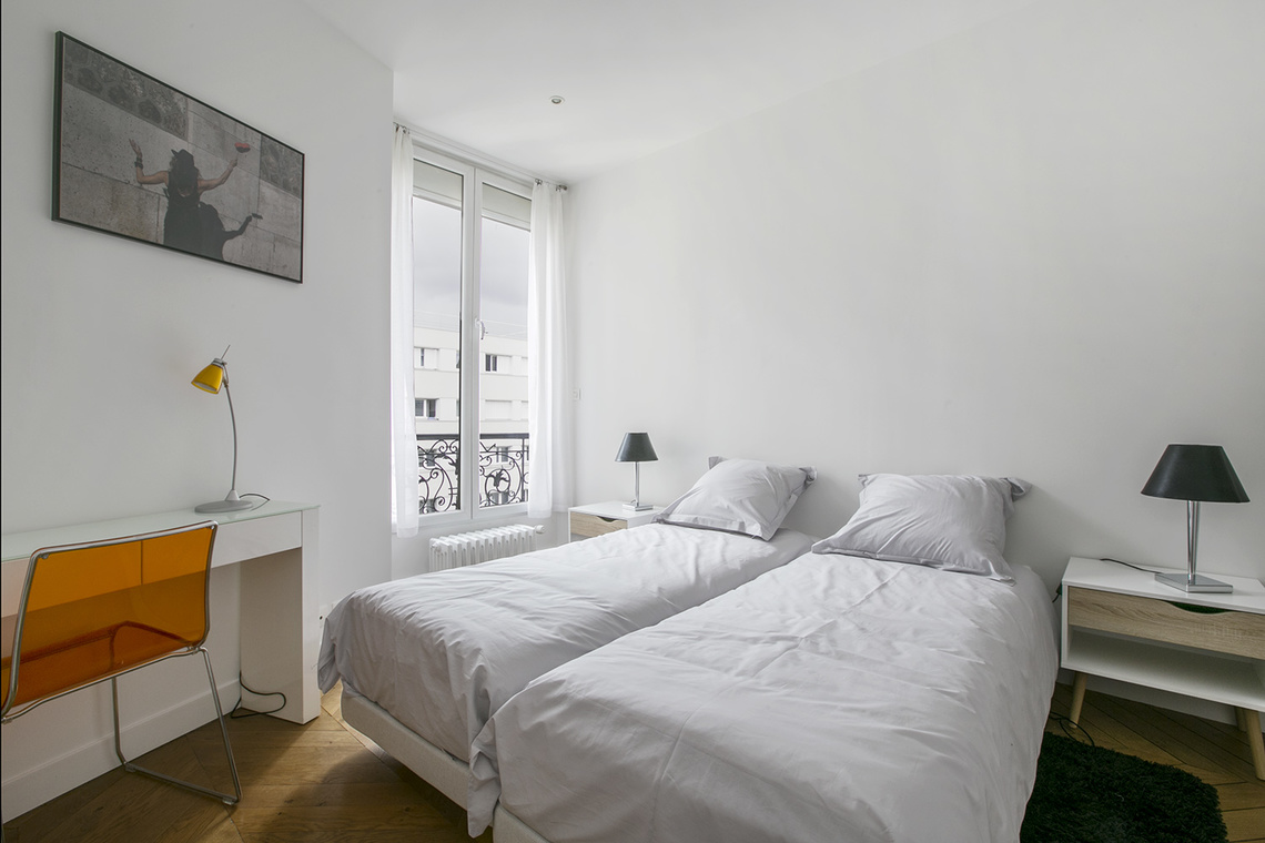 Квартира Paris Boulevard Bourdon 14
